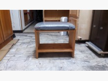 [全新] 全新手工松木化妝椅.4千免運鏡台/化妝桌全新