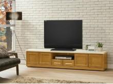 [全新] 辛吉絲7尺石面長櫃電視櫃全新
