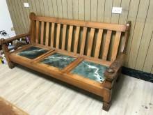 [7成新及以下] 古董木桌椅 (四樓無電梯需自取)椅子有明顯破損