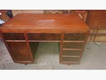 ☆學成☆二手古物實木桌其它桌椅有輕微破損