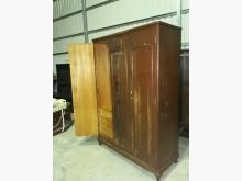 [9成新] 閣樓-復古風衣櫃衣櫃/衣櫥無破損有使用痕跡