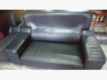 [9成新] 牛皮沙發2+3多件沙發組無破損有使用痕跡