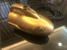 [8成新] 二手威鯨手提式輕巧小鋼砲吸塵器吸塵器有輕微破損