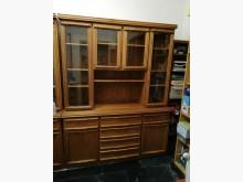 高大橡木書櫃書櫃/書架無破損有使用痕跡