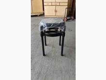 [全新] 工廠庫存全新中洞鐵腳餐椅餐椅全新