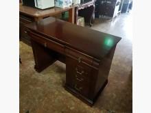 [9成新] 歐式書櫃出清特價3980書桌/椅無破損有使用痕跡