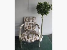 [95成新] 【台北二手家具】歐式絨布單人沙發單人沙發近乎全新