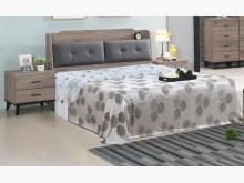 [全新] 佩娜5尺床頭+床底雙人床架全新