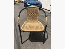 非凡二手家具 蘋果休閒藤椅其它桌椅無破損有使用痕跡
