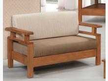 [全新] 馬庫斯全實木雙人椅木製沙發全新