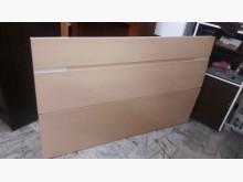 [95成新] 九五成新5.2尺實木床頭片雙人床墊近乎全新
