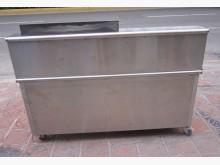 [95成新] 三合二手物流(白鐵餐檯)其它廚房用品近乎全新