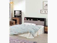 [全新] 鐵刀雙色5尺床頭箱$4900雙人床架全新