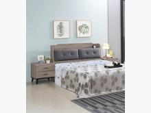 [全新] 麥汀娜古橡色6尺床頭箱$6800雙人床架全新
