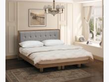 [全新] 哥本哈根淺胡桃6尺床架雙人床架全新