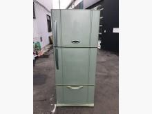 非凡二手家具三洋604L三門冰箱冰箱無破損有使用痕跡