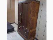 [9成新] 老件檜木衣櫃衣櫃/衣櫥無破損有使用痕跡