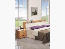 [全新] 香柚木色6尺床頭箱特價$6800雙人床架全新