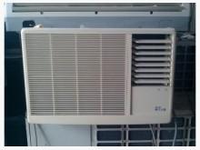 [9成新] 東元冷氣窗型冷氣無破損有使用痕跡