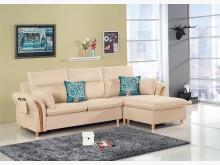 [全新] 納塔雅  L型布沙發$19500L型沙發全新