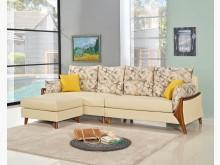 [全新] 歐米茄  L型布沙發$25600L型沙發全新