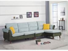 [全新] 盧密亞  L型布沙發$19800L型沙發全新
