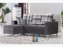 [全新] 韓喬森L型布沙發組特價$9900L型沙發全新