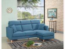 [全新] 普雷塔L型布沙發$12900L型沙發全新