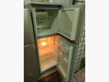 [9成新] 中古 東元冰箱 130公升冰箱無破損有使用痕跡