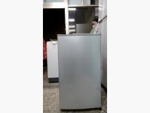 大同自動除霜單門冰箱105冰箱無破損有使用痕跡