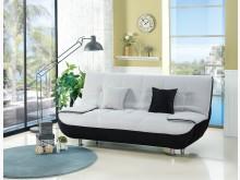 [全新] 坐臥兩用布面沙發床灰白$7500沙發床全新