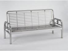 [全新] 不鏽鋼坐臥兩用沙發床$4500沙發床全新
