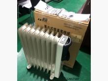 12017107葉片式電暖爐電暖器無破損有使用痕跡