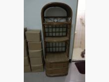 [8成新] 便宜置物架收納櫃有輕微破損