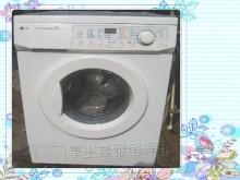 [9成新] 9斤滾筒洗衣機(省水衣服不打結)洗衣機無破損有使用痕跡
