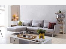 [全新] 歐菲爾L型皮沙發L型沙發全新