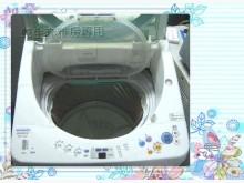 [9成新] ☆拆洗消毒內槽☆洗脫烘洗衣機其它電器無破損有使用痕跡
