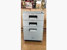 [7成新及以下] 二手電腦桌邊櫃辦公櫥櫃有明顯破損