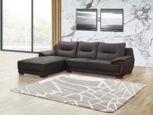 [全新] 歐尼爾L型皮沙發L型沙發全新
