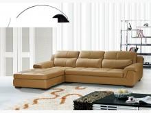 [全新] 瑞德L型皮沙發L型沙發全新
