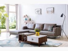 [全新] 達拉斯L型皮沙發L型沙發全新