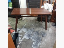 [9成新] 5尺榆木餐桌餐桌無破損有使用痕跡