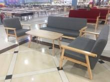 [全新] 毅昌二手家具~全新特價簡約沙發組多件沙發組全新