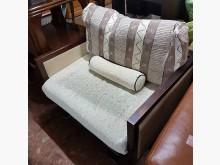 [9成新] 單人可拆式布沙發單人沙發無破損有使用痕跡