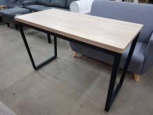 [全新] 毅昌二手家具~全新木心板4尺餐桌餐桌全新