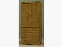 [全新] 斑尼頓 柚木半實木3尺衣櫃衣櫃/衣櫥全新