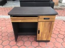 [全新] 全新精品 雙色工業風 3尺電腦桌電腦桌/椅全新