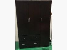 [全新] 全新/庫存 胡桃4尺衣櫃衣櫃/衣櫥全新