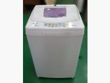 Z31411*東芝8KG洗衣機*洗衣機有明顯破損