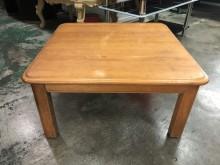 非凡 實木3尺 方形和室桌其它桌椅有輕微破損